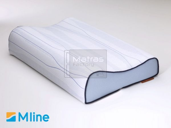 M Line Matras : M line wave pillow kopen korting bij matras factory