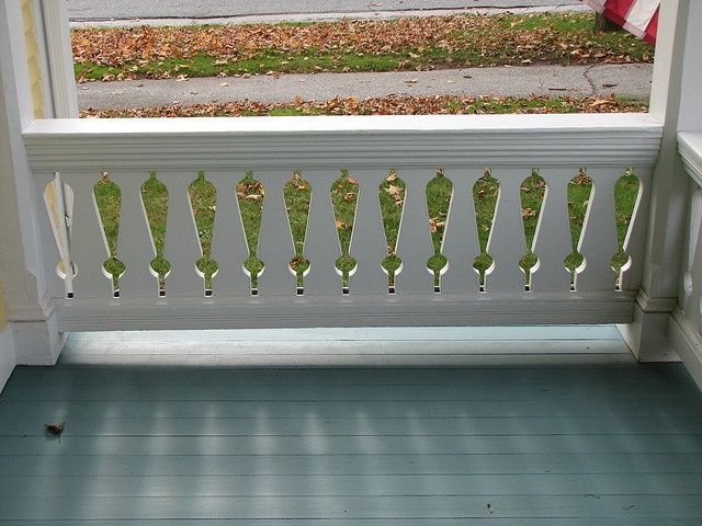 Best Flat Sawn Balusters With Images Porch Balusters Porch 400 x 300