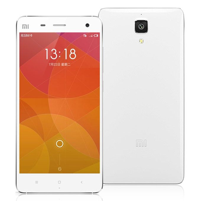 Xiaomi M4 Snapdragon801 Krait 400 Quad Core 2.5GHz 5.0Inch MIUI V5(basado en Android 4.4.3) Smartphone 3GB RAM 16GB ROM