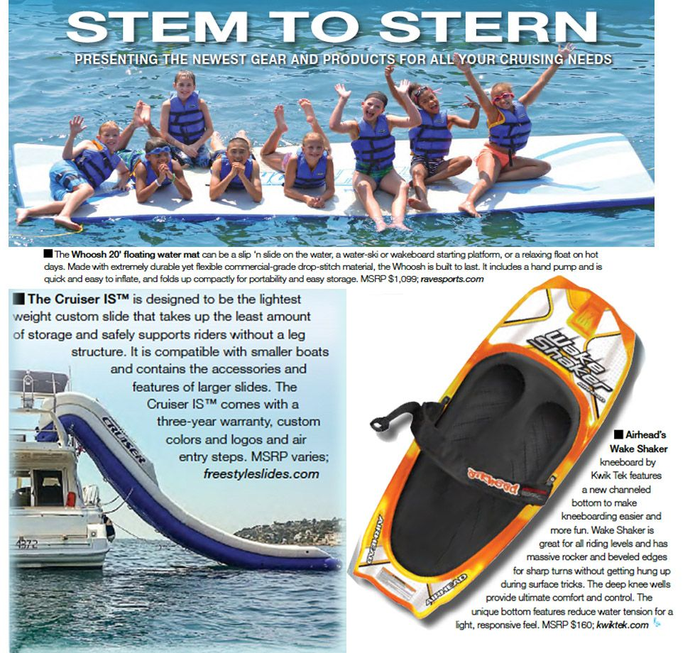 Cool Summer Toys You Just Gotta Have This Check Out The Boat Tow Harness Airhead Full Line