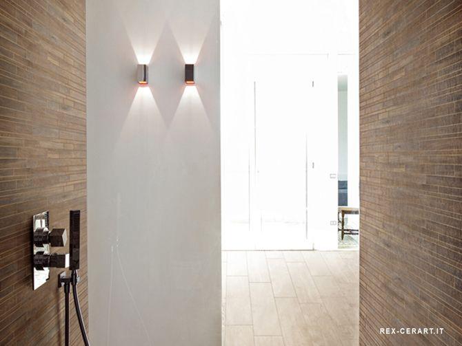 Het schoon hout tegels badkamer bedoeling u huisdecoratie