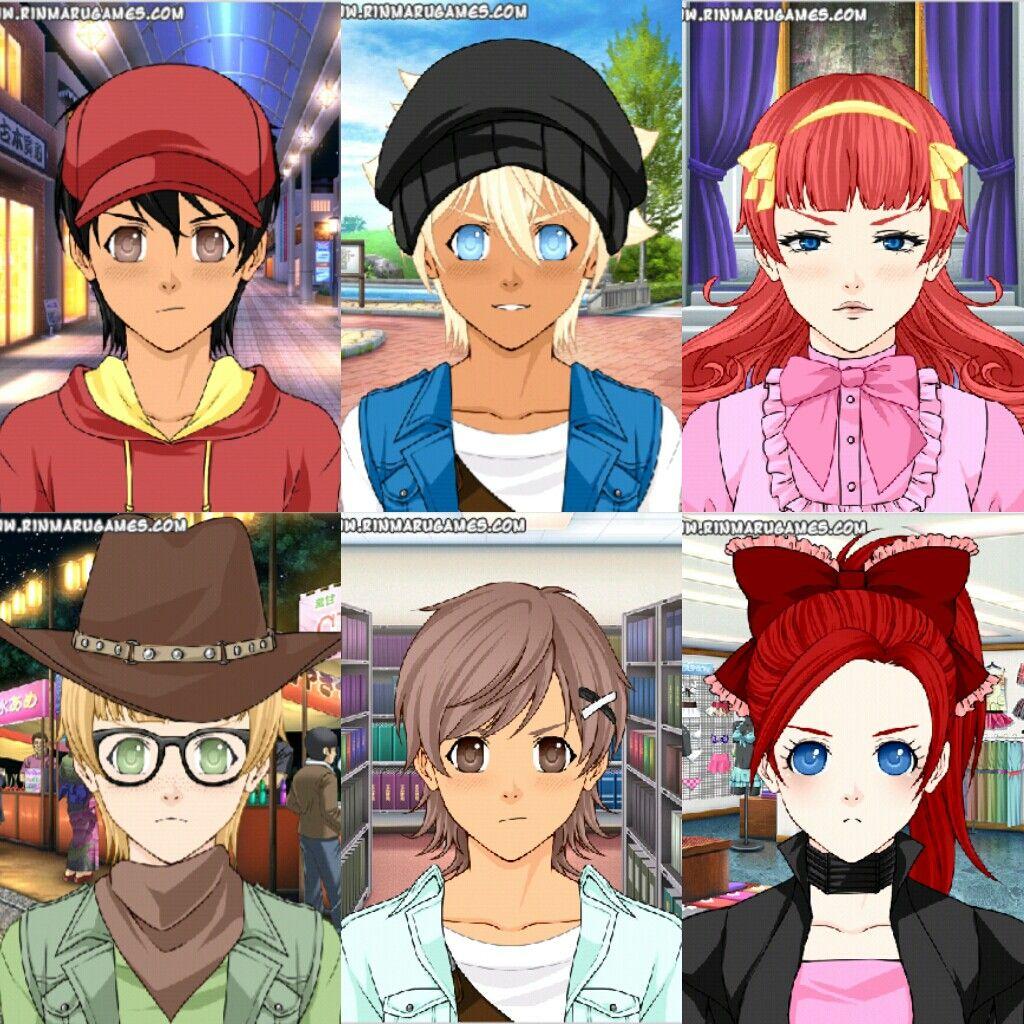 Mega Anime Avatar Creator in Manga Disk Wars All Story Part 2