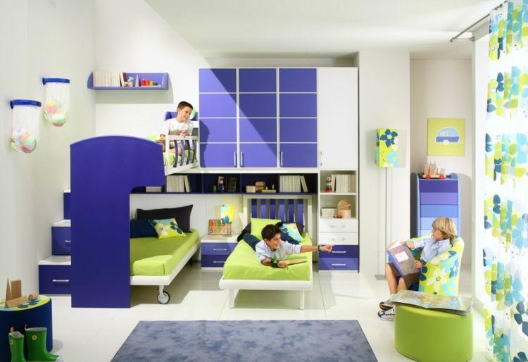 Kinderzimmer einrichten tipps for Wandgestaltung gastezimmer