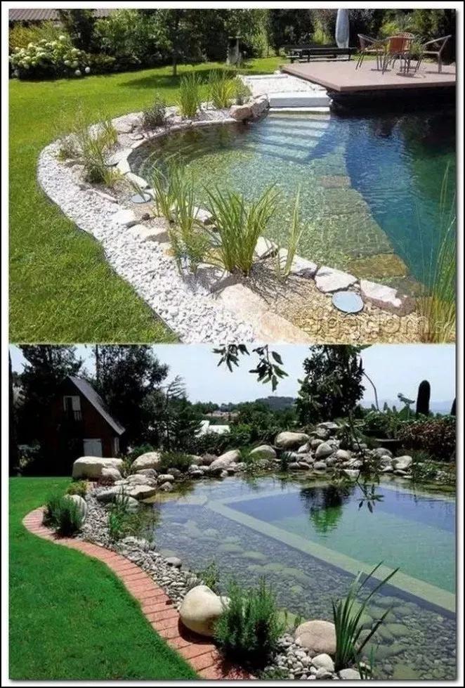112 Low Budget Diy Swimming Pool Tutorials Page 24 Mixturie Com Natural Swimming Pools Swimming Pool Designs Natural Swimming Ponds