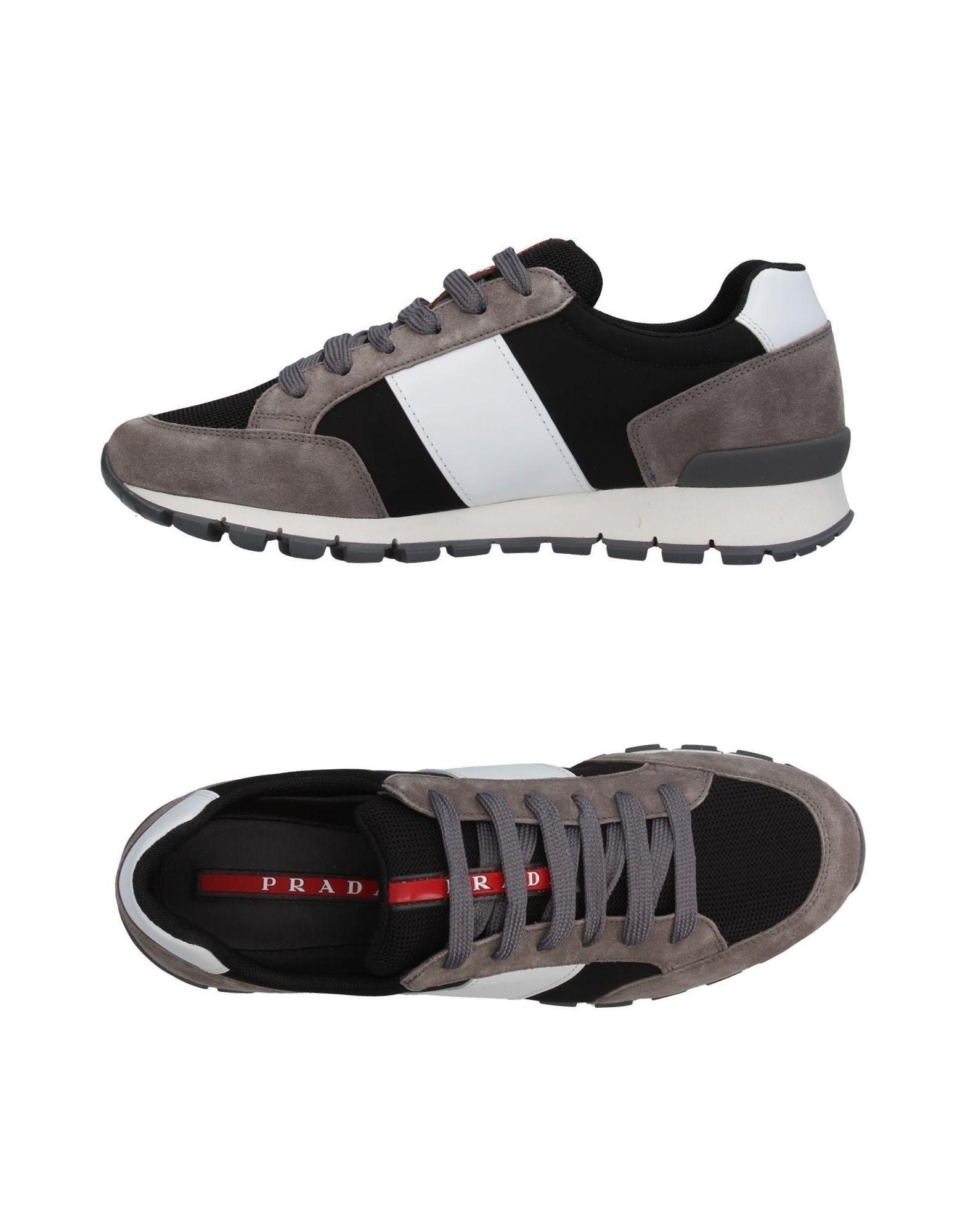 d66784c84b4b02 Prada Sport Men Sneakers on YOOX. The best online selection of Sneakers  Prada Sport.