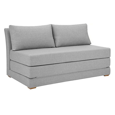 Buy John Lewis Kip Small Sofa Bed Fraser French Grey Online At