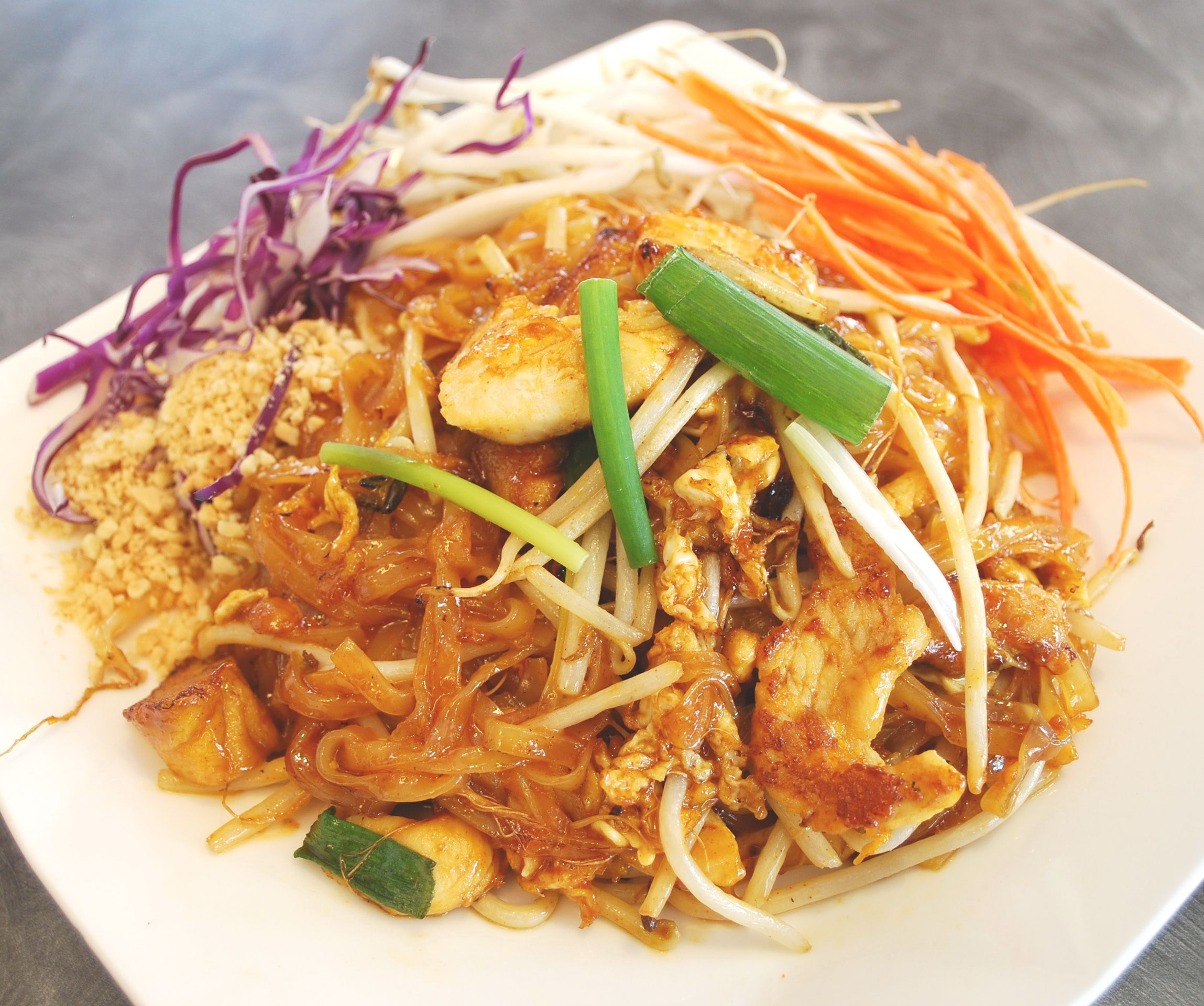 Pad Thai For The Pin Thai Food Menu Best Thai Food Food Menu