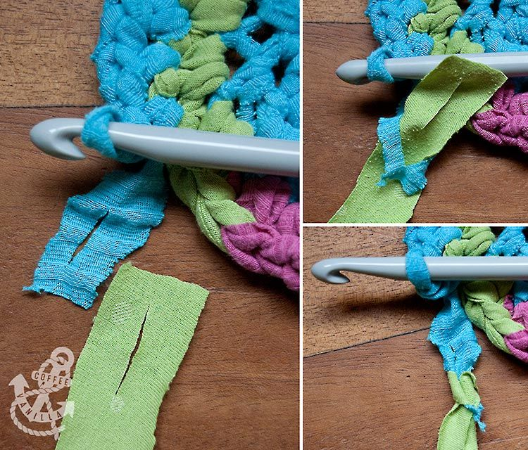 images about Trapillo Ganchillo, Crochet and