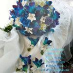 blue flowers for wedding the latest blue flowers for wedding trends with blue flowers for wedding