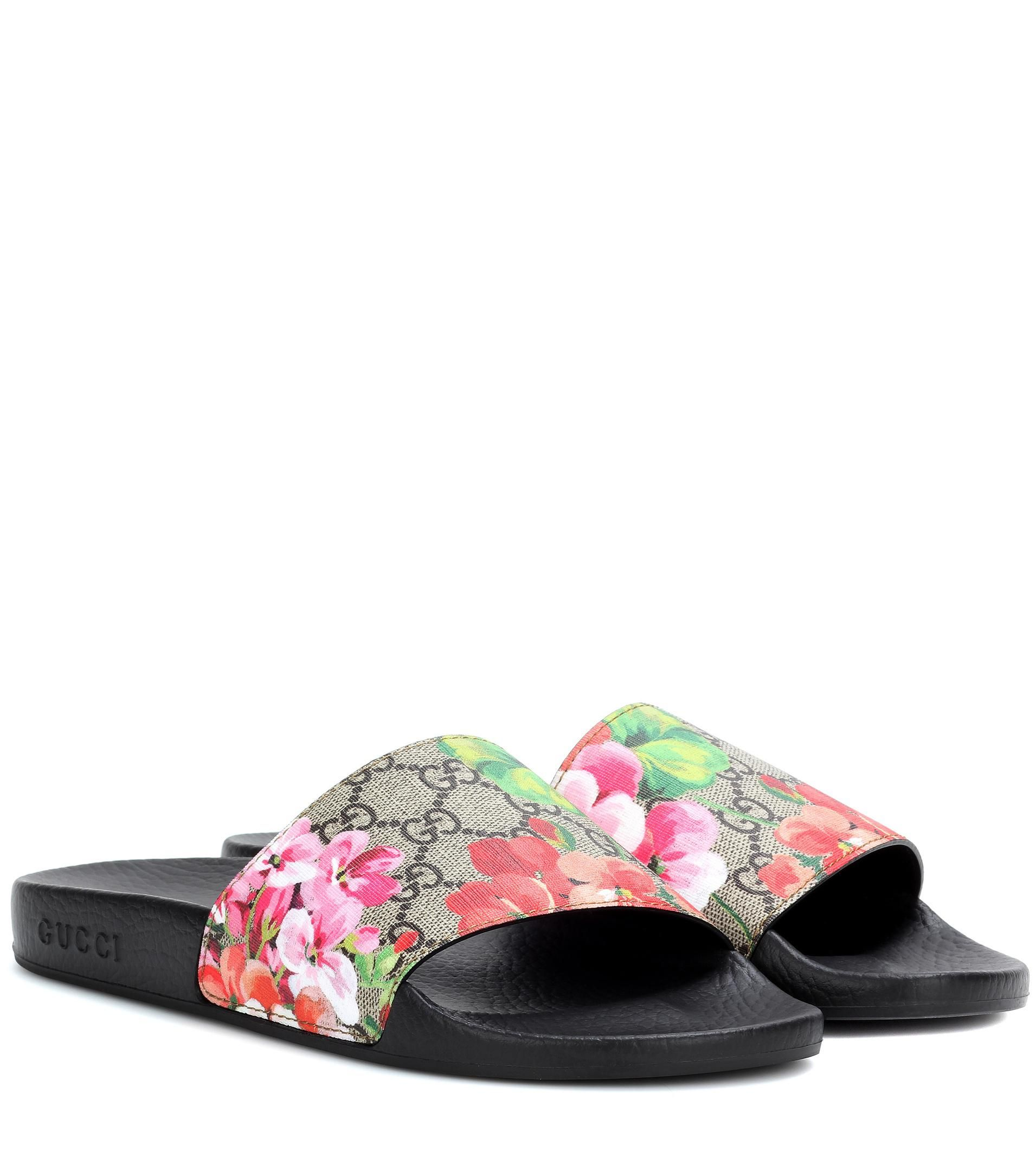 38caefda7 Gucci - Bloom GG Supreme Slides | Top Items Saved For In 2018 in ...