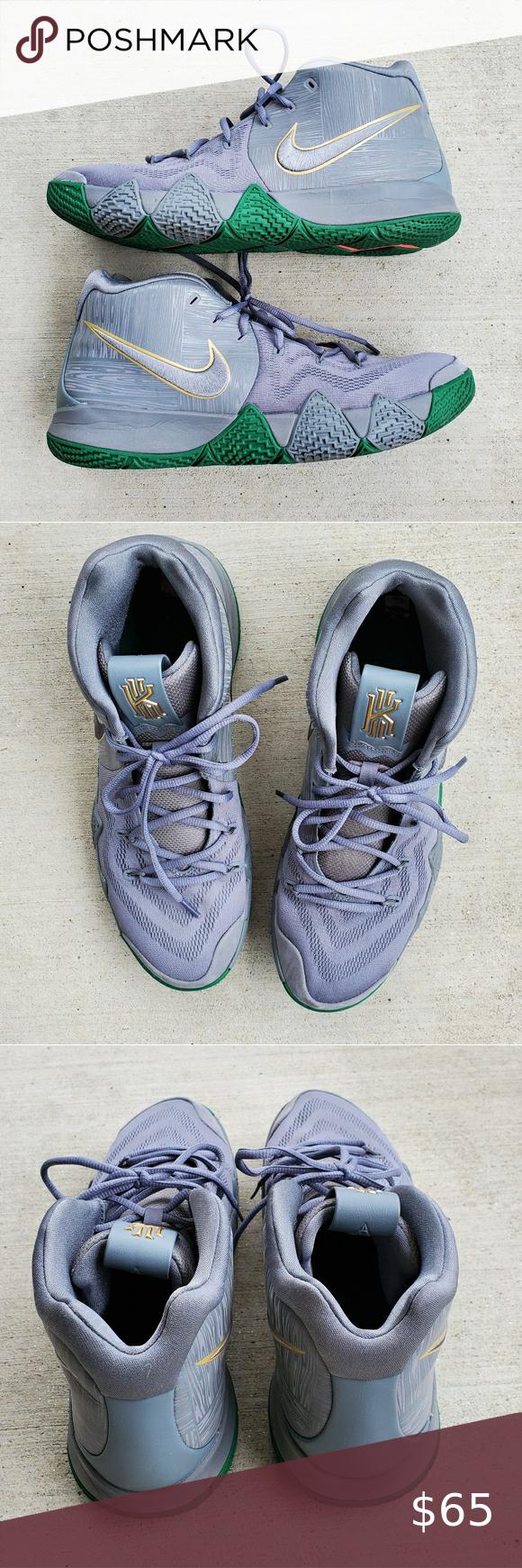 Kyrir 4 City Guardian sneakers in 2020