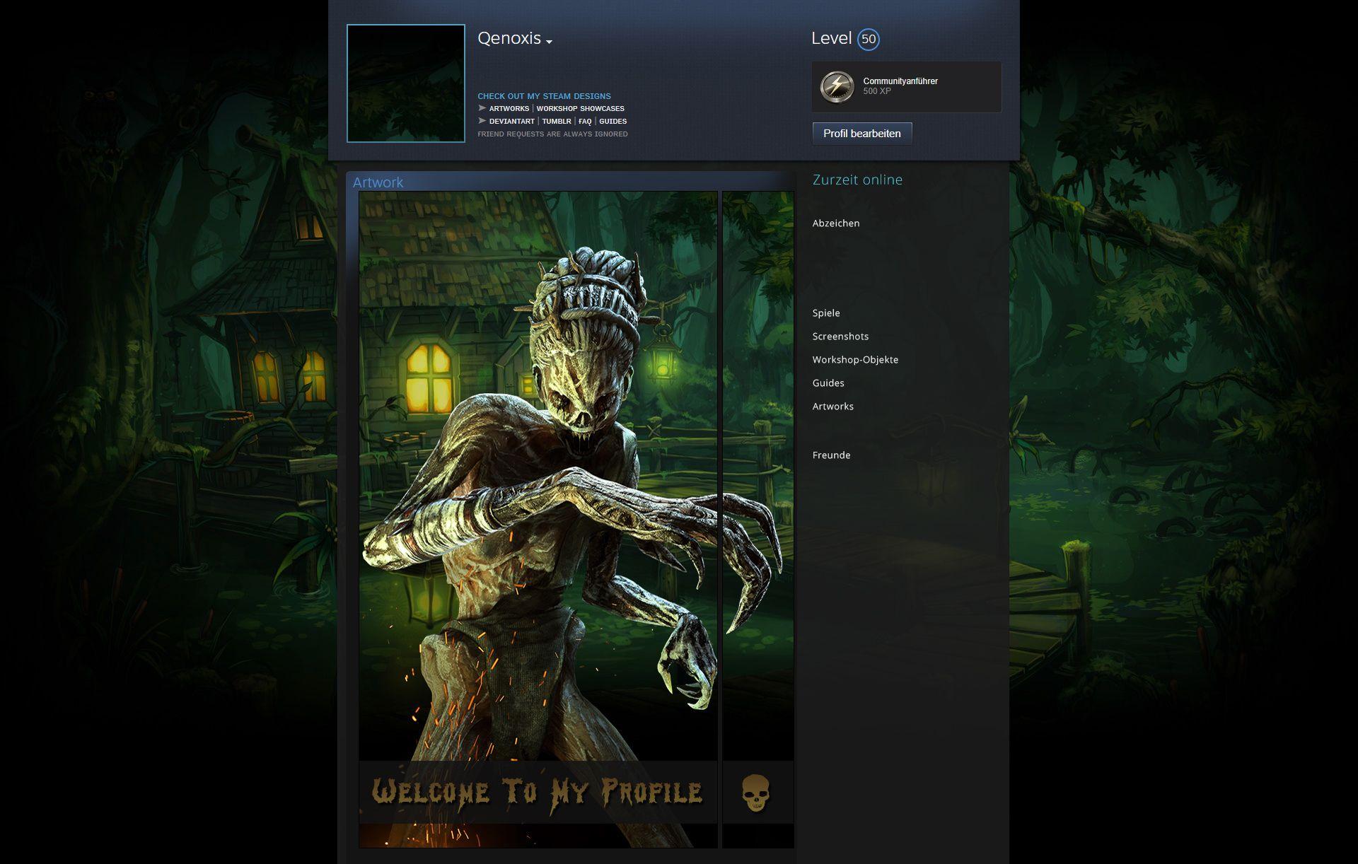 Pin von Floxiiz auf Steam artwork (mit Bildern)