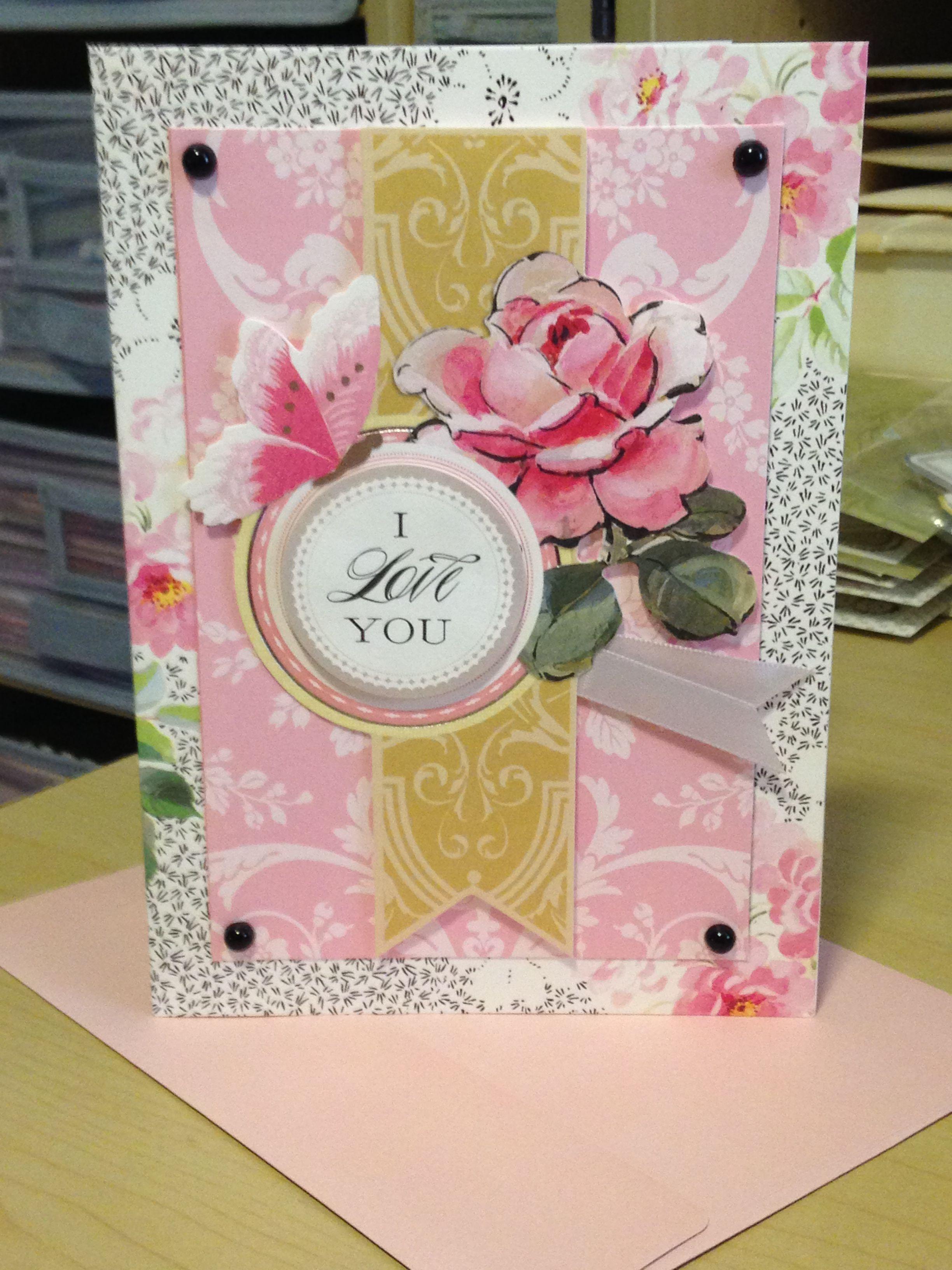 Handmade Card Handmade Cards