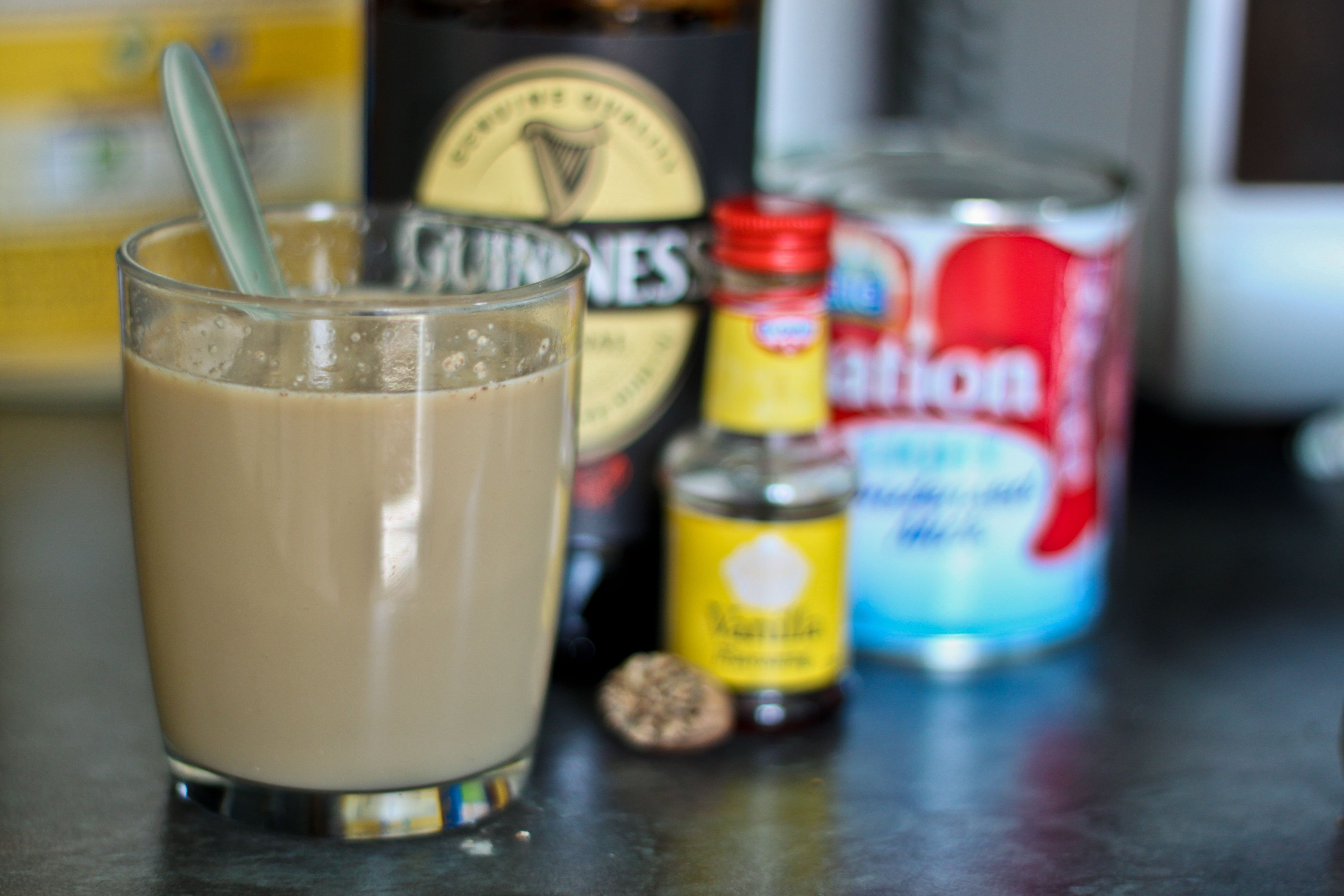 Guinness Punch Ingredients Guinness Condensed Milk Nutmeg Vanilla Essence A Raw Egg Says My Mother Caribbean Recipes Xmas Menu Jamaican Recipes