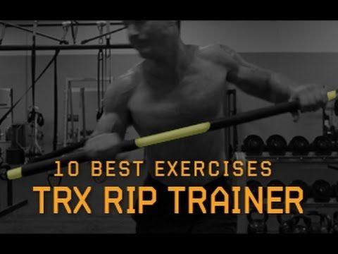 7c8c61603b8 ▷ 10 Best TRX Rip Trainer Exercises - YouTube