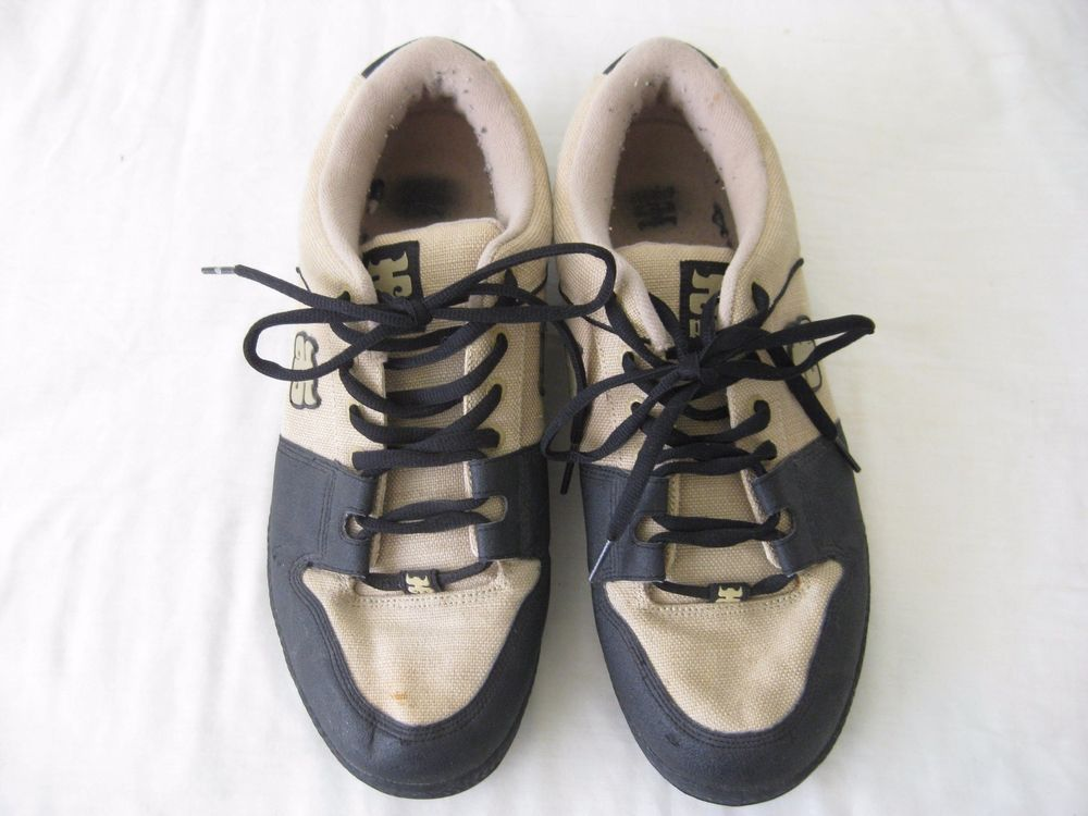 Ipath Cricket Rare Lowtop Hemp Fabric Leather Shoes Sz 13 Ipath Skateboarding Hemp Fabric Leather Shoes Leather
