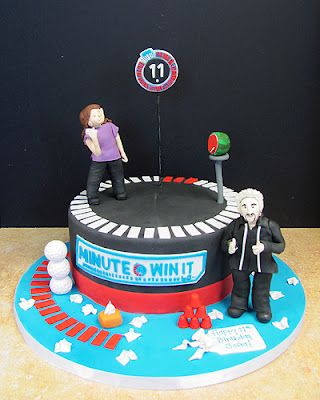 minute to win it cake