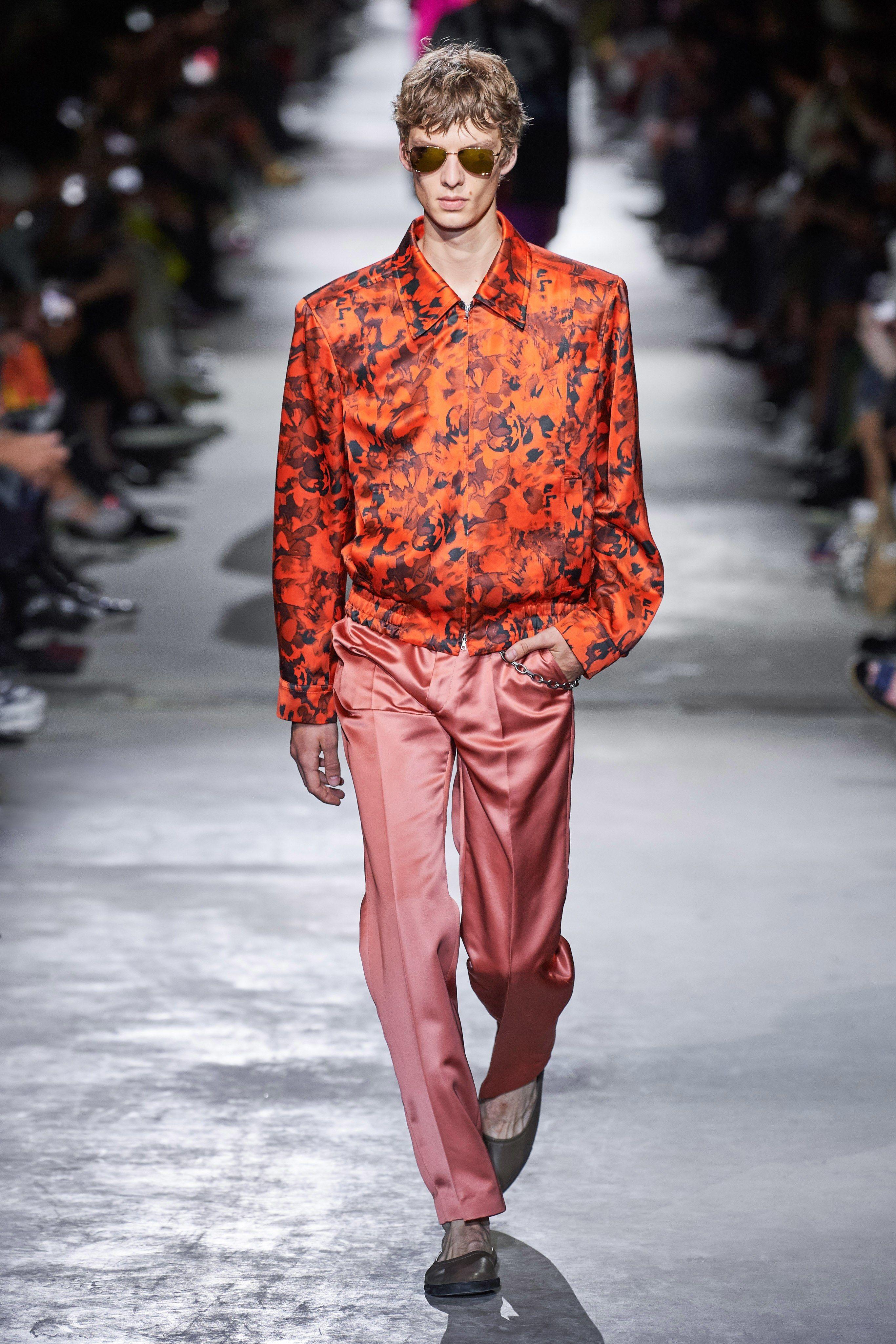 Dries van noten spring 2020 menswear fashion show