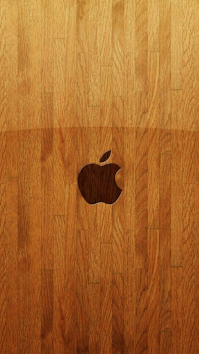 Wood Phone Wallpaper Apple Wallpaper Iphone Wallpaper Cat Apple Logo Wallpaper Iphone