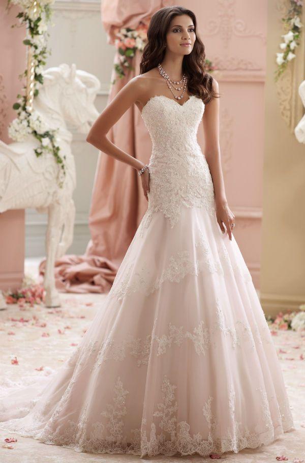Vestidos de novia David Tutera, bridal dresses David Tutera ...