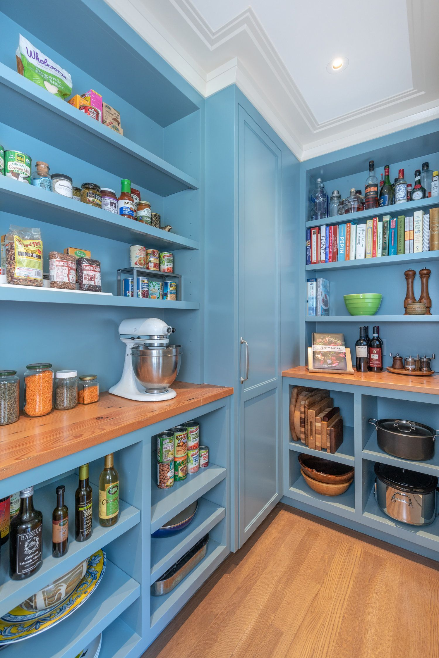 20 Clever Ways to Maximize Your Pantry Space in 2020 ...