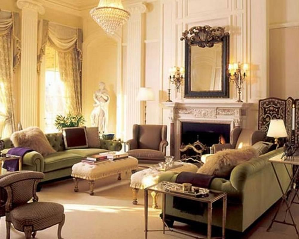 Interior Design Of Building House With Classic Furniture Jpg 1 000 798 Pixels Victorian Interior Design Victorian House Interiors Victorian Home Decor