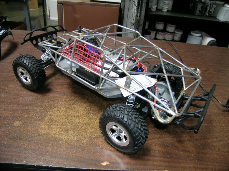 3 16 Tube Cage For The Slash Rccrawler Traxxas Traxxas Slash Traxxas Slash 4x4