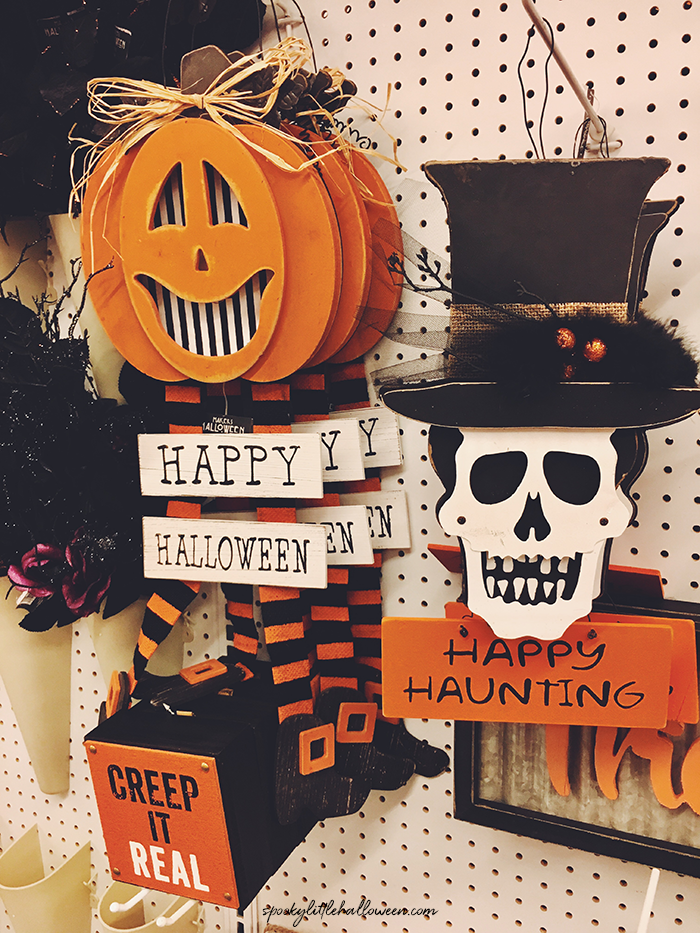 Halloween hunting at Joann Fabric and Craft Stores | Halloween Ideas