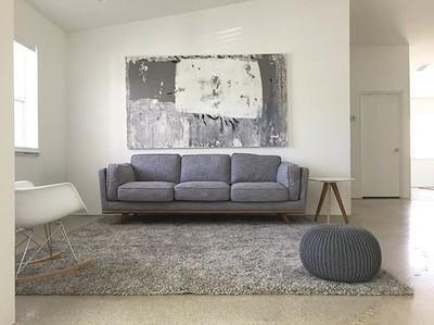 Gray Sofa 3