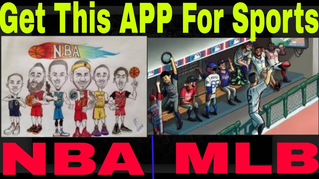APK Means NBA Great Sports App for watching the NBA