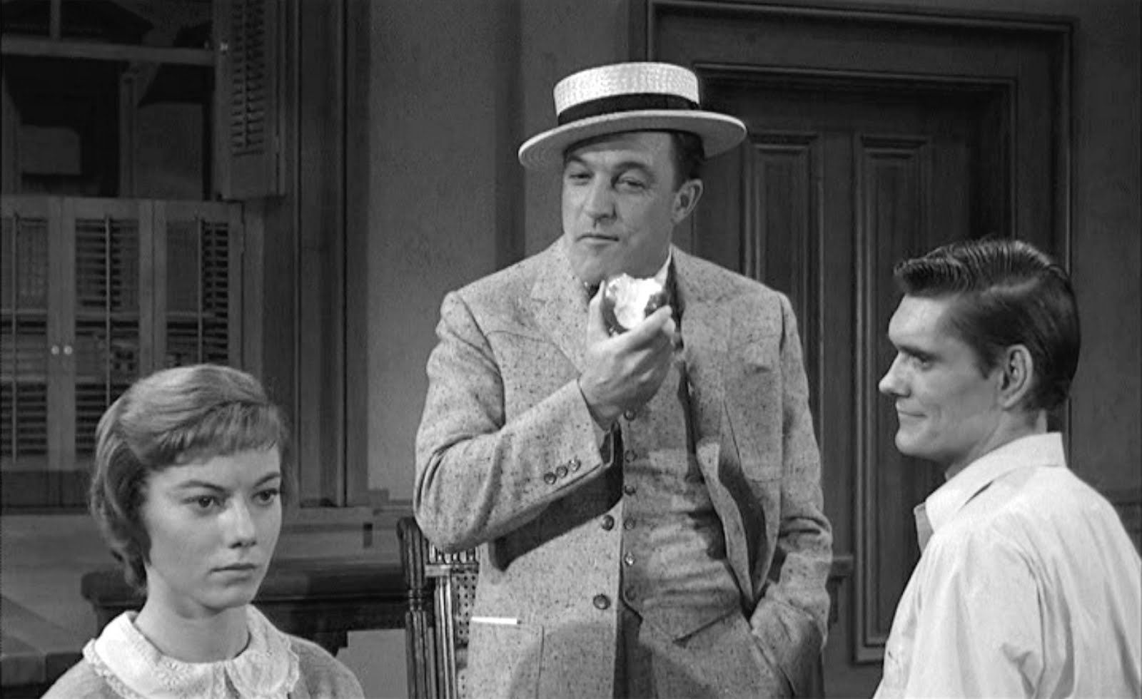 Gene Kelly shows his acting chops in Inherit the Wind! | Gene Kelly ...