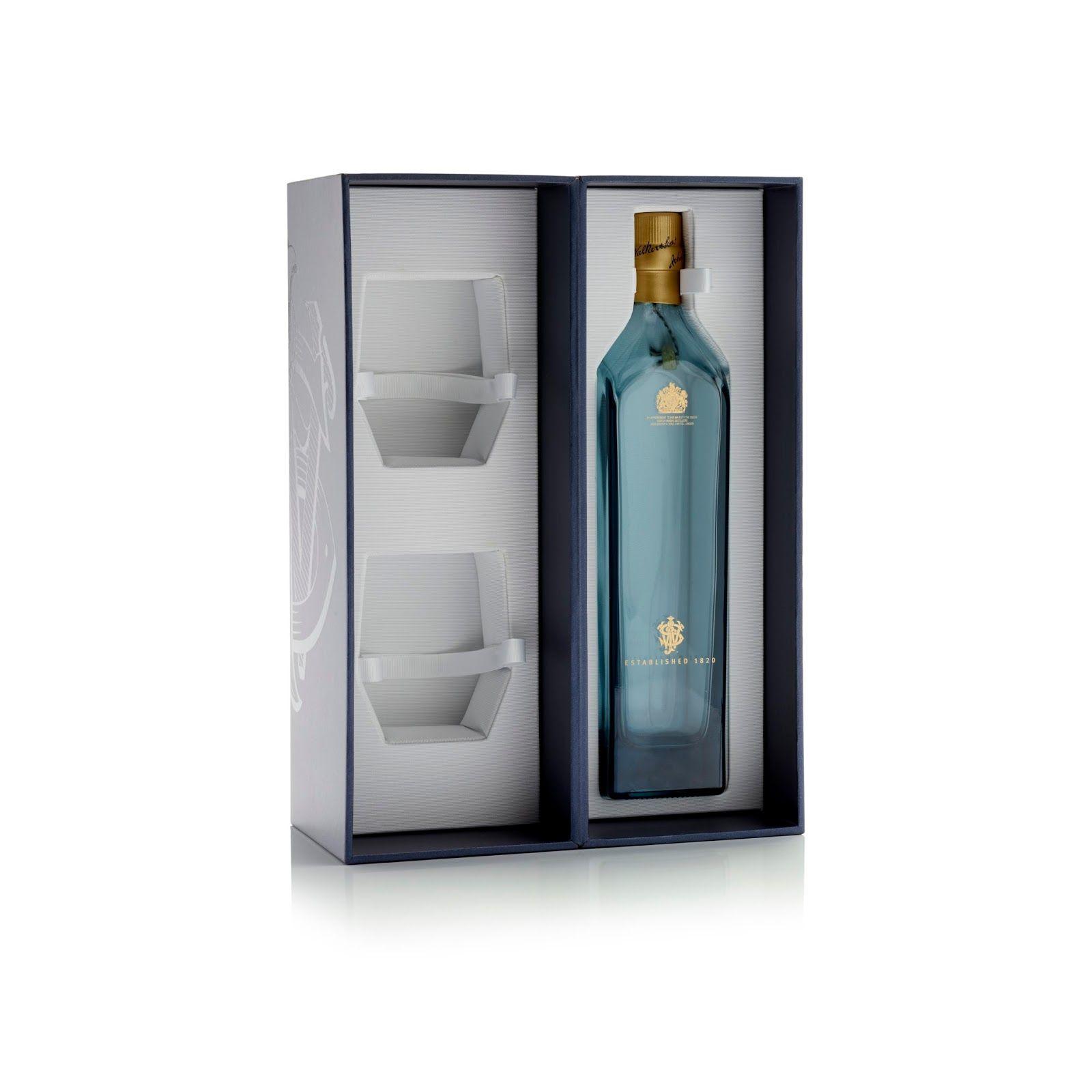 Johnnie walker blue label gift set johnnie walker blue