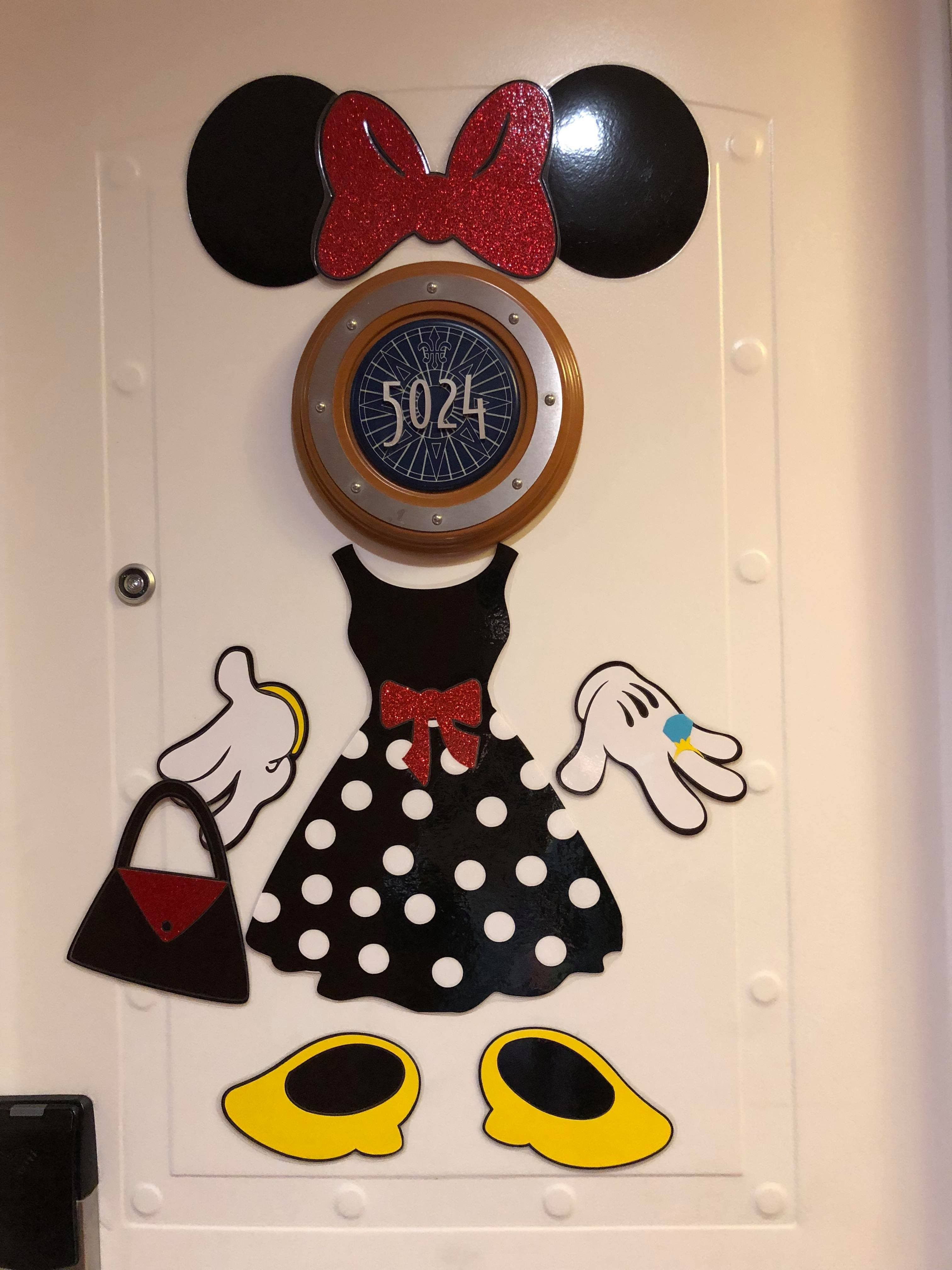 Decorate Your Cruise Door In Style With These Disney Cruise Door Magnets