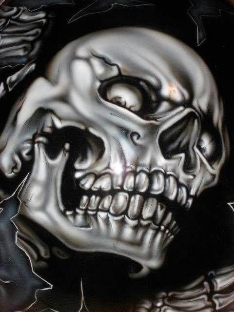 Pin von Danielle Carter auf Skulls