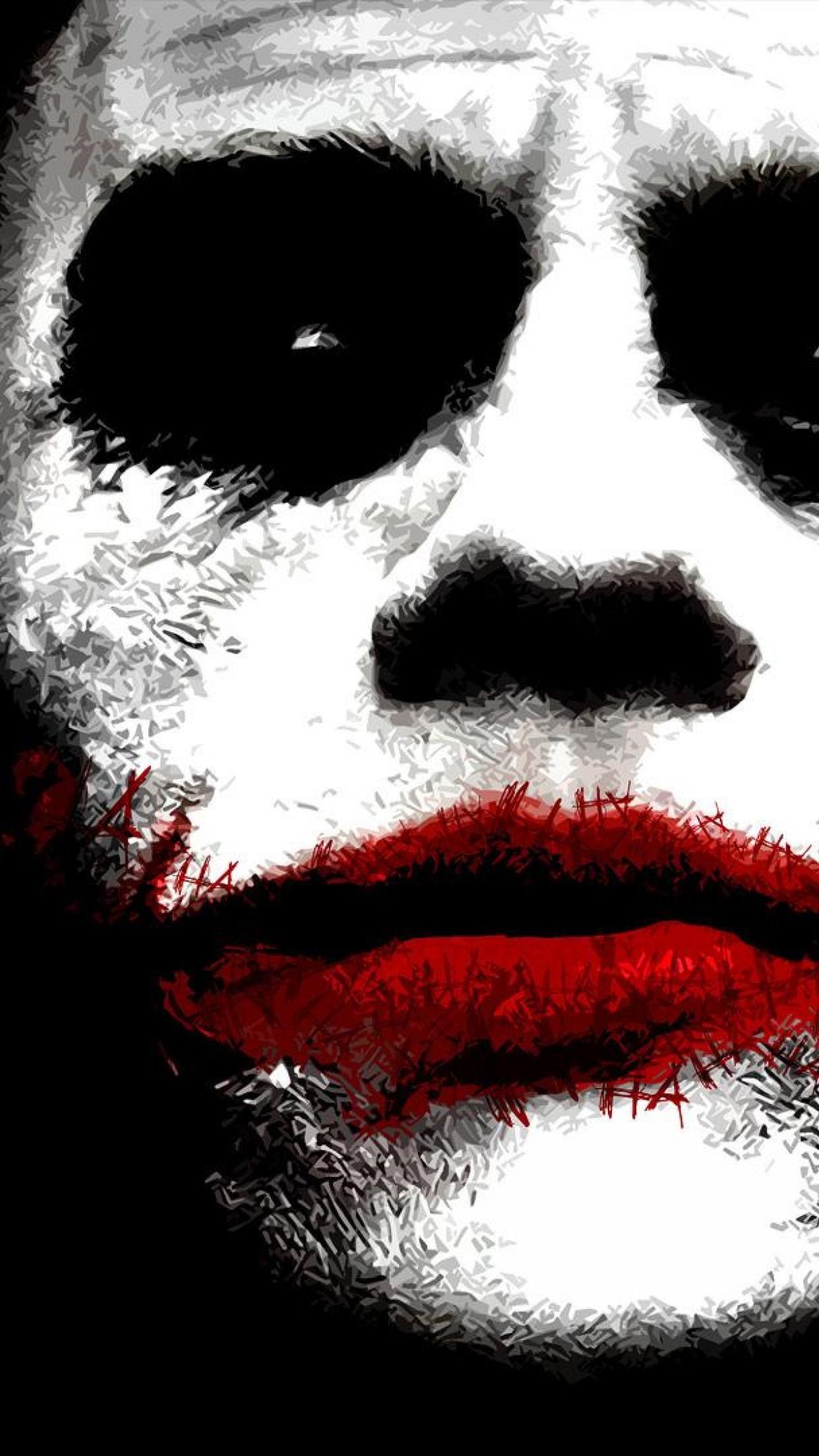 Awesome Fond D Ecran Hd Iphone Swag 29 Joker Art Joker Wallpapers Joker Face Tattoo