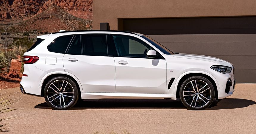 2019 Bmw X5 G05 This Is It First Official Photos Carscoops Bmw X5 Bmw Suv Car