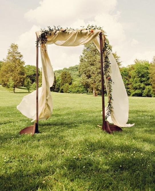 Wedding Altar Frame