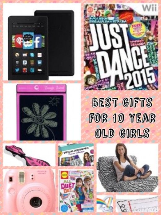 Best Gifts for 10 Year Old Girls | Tween girl gifts ...