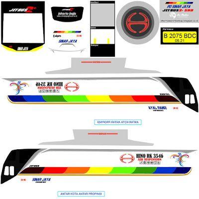 101 Livery Bussid Bus Simulator Indonesia Hd Shd Koleksi Lengkap Terbaru Raina Id Di 2020 Stiker Mobil Mobil Modifikasi Mobil