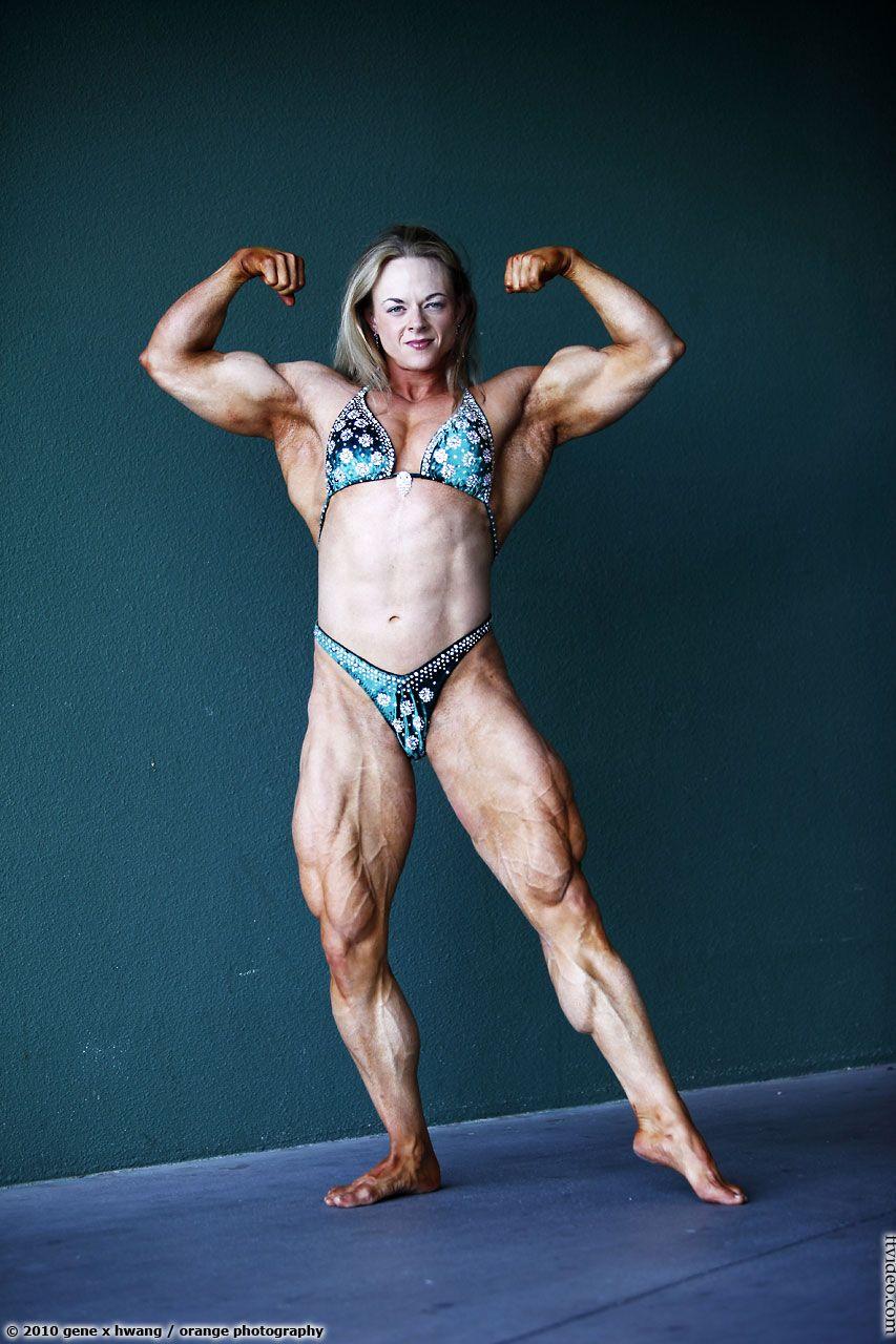 Kristy Hawkins | MUSCLE GIRLS | Muscle girls, Fitness ...