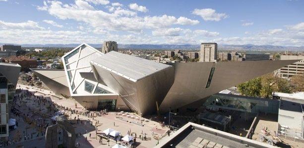 Denver Art Museum - Google Search