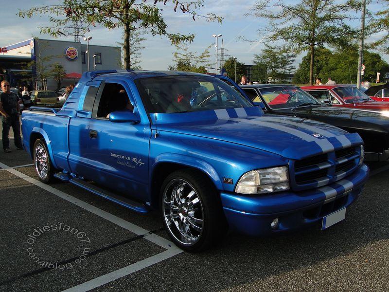 Dodge dakota 5,9 rt limited edition pickup. | Cool cars | Pinterest