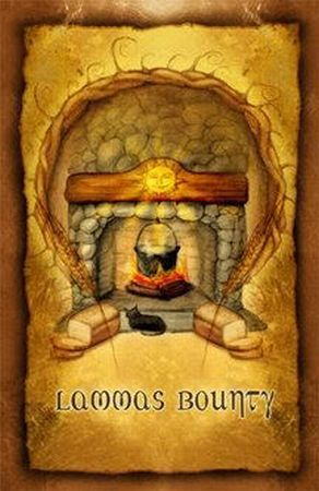 Lugnasad:  Lammas Bounty.