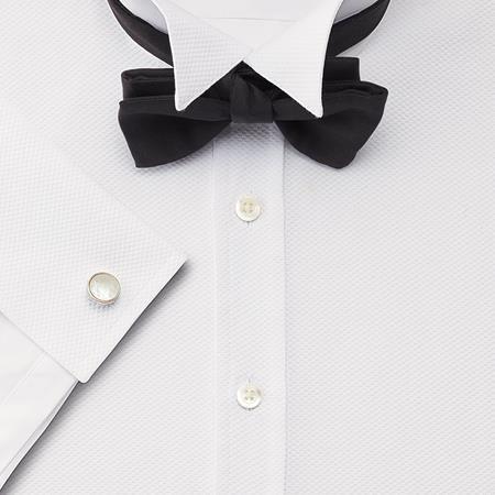 42cafb7907bf4b Marcella bib front wing collar Slim fit evening shirt | kravaty -bow ...