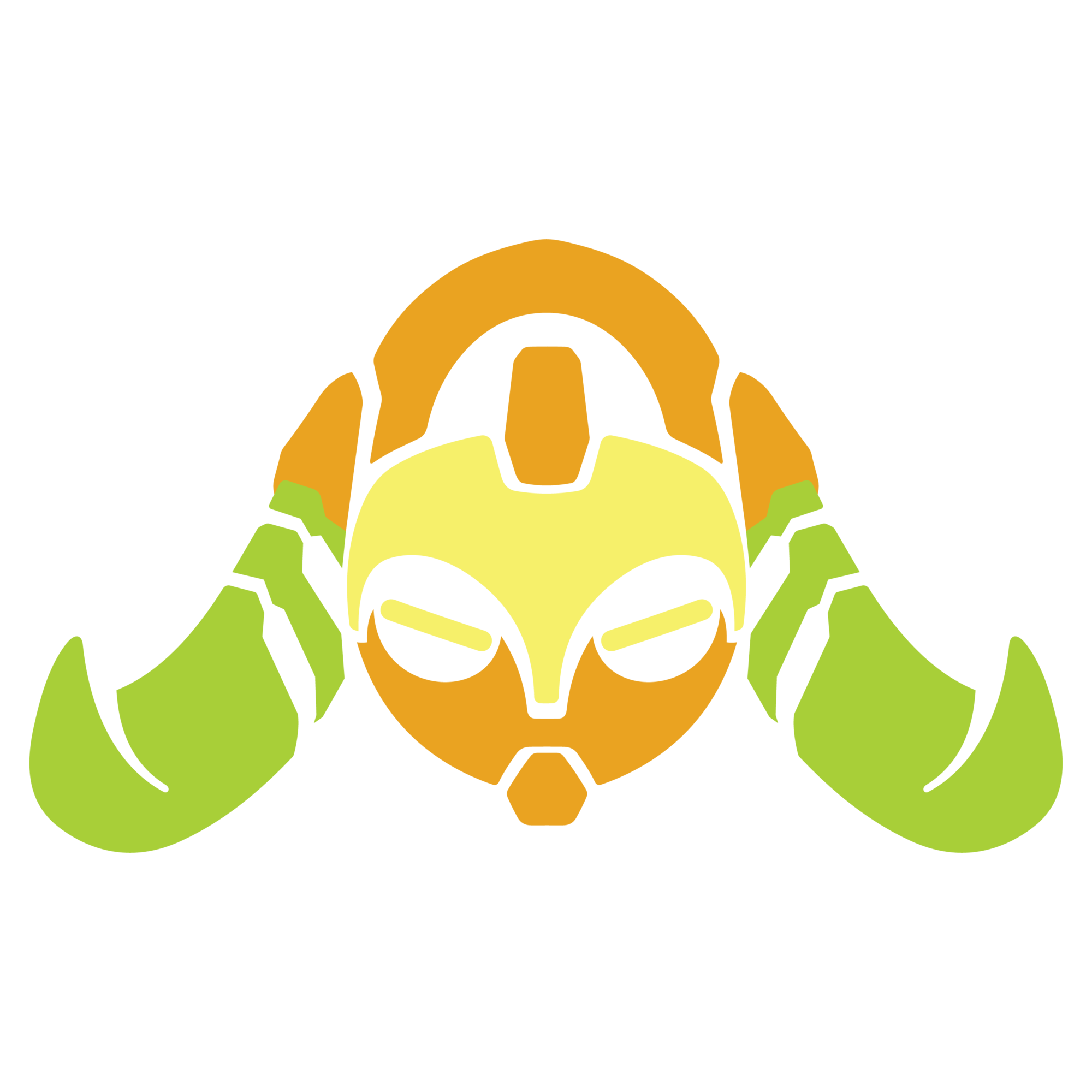 Image result for orisa overwatch icon (With images