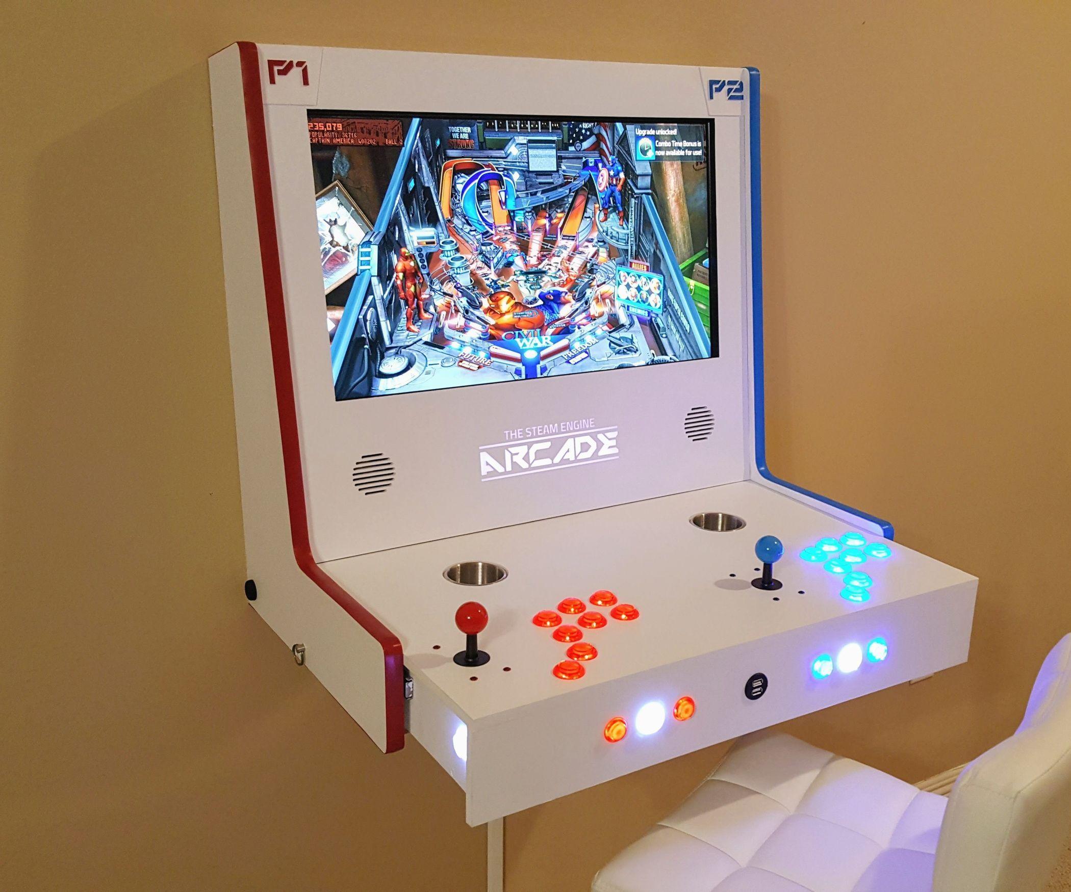 Pin On Arcade