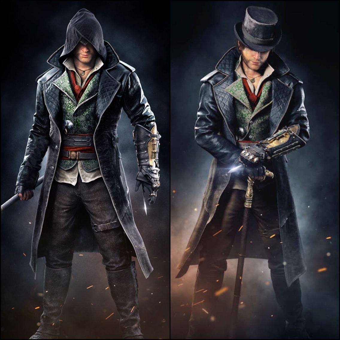 Assassin S Creed Syndicate Jacob Frye Assassins Creed