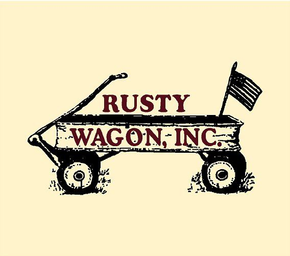 The Rusty Wagon at The Whistle Stop Mall Franklin, NC
