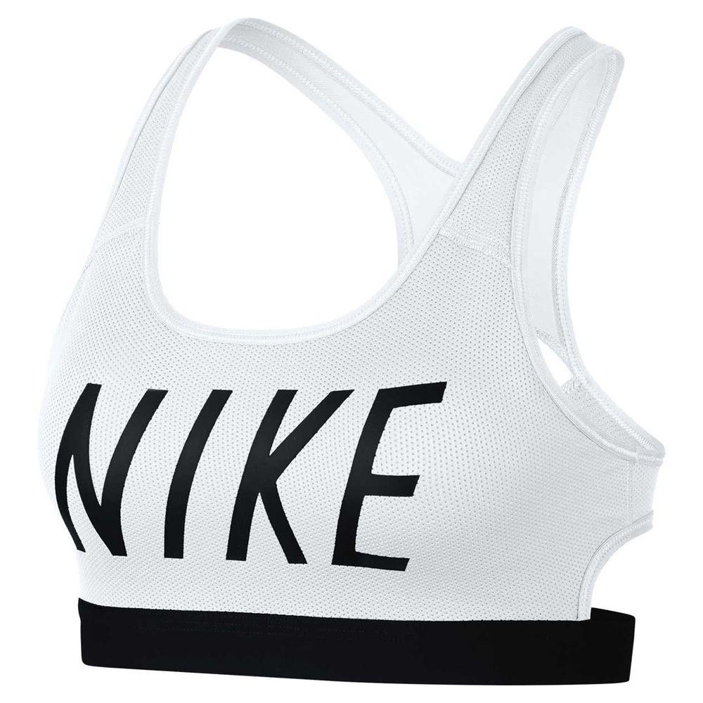 Nike Womens Swoosh Logo Medium Sports Bra in 2020 Sports
