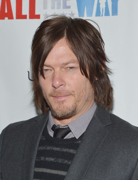 Norman Reedus Photos: 'All the Way' Opening Night